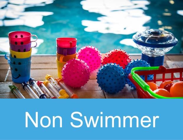 NonSwimmer button